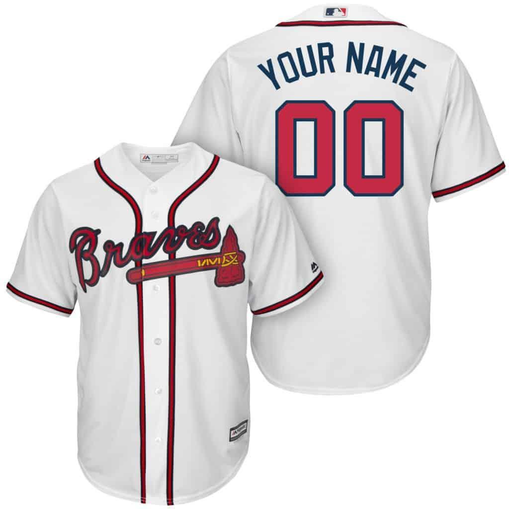 new concept d1b0c 45b04 Atlanta Braves Jersey, Tee, Hoodie S-2X Big 3X 4X 5X 6X Tall ...