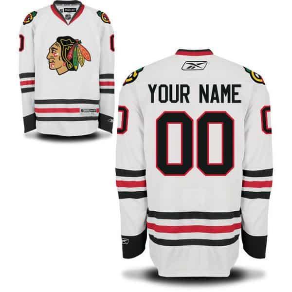 chicago blackhawks jersey, blackhawks custom jersey, big and tall blackhawks jersey, 3xl 4xl chicago blackhawks jersey, 3x 4x blackhawks hockey jersey