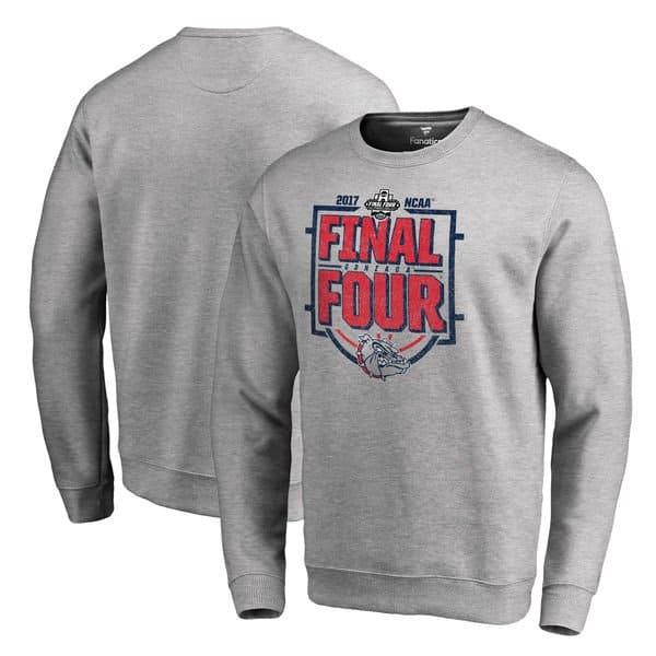 final four t-shirt, final 4 sweatshirts, gonzaga final 4 sweatshirts, gonzaga final 4 shirt, 3x 3xl 4x 4xl gonzaga final 4 t-shirts