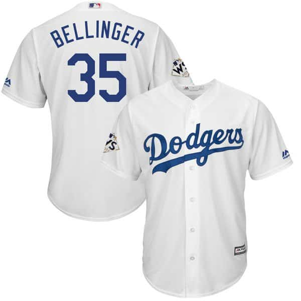 brand new 889c1 8719e 3XL 4XL Los Angeles Dodgers Jerseys, Hoodie, Tee Kershaw ...