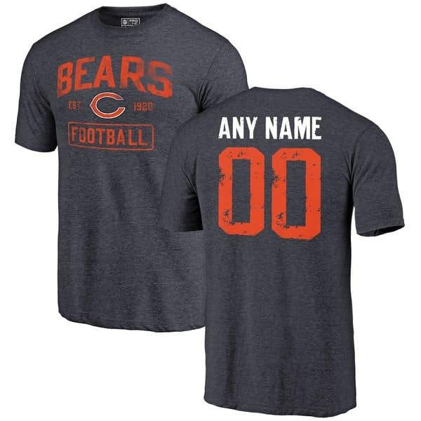 outlet store 0add5 a9ff3 Chicago Bears Custom Jersey Tee Hoodie 3XL 4XL 5XL 6XL XLT ...