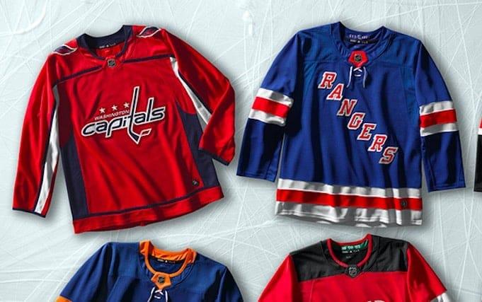the latest 3bcb0 d880e Browse ALL Teams for All New Adizero Hockey Jerseys