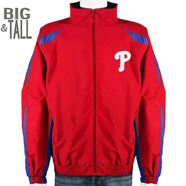 brand new 194ca b71c3 Philadelphia Jackets, Eagles, 76ers, Flyers, Phillies S-3X ...