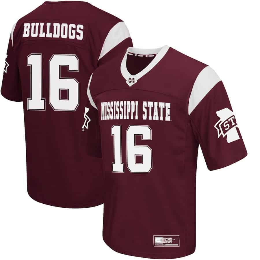 big sale 32de9 19c24 Big & Tall College Football Jerseys 3XL 3X 4X 4XL 5X 5XL 6X ...
